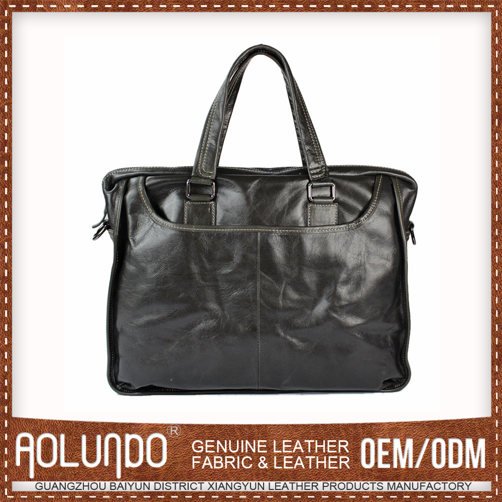 High Quality Modern Style Custom-Made Made In Italy Leather Handbags