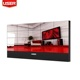 ultra narrow bezel 46 inch lcd video wall, large outdoor lcd display advertising screens