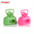 Pet pooper scooper, Doggie Sanitary Scoop for cleaning up pet dog poop clean tool