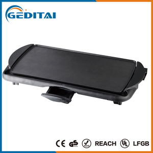 flat plate grill griddle , commercial hot plate , electric pancake griddle