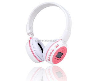 China factory High quality cheap VHF Wireless Headphone With radio