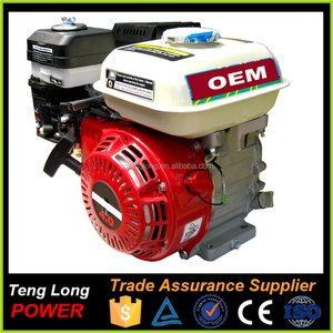 One Cylinder Four Stroke Stable Running 120cc 4HP OHV Gasoline Engine