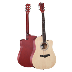Hot Sale 41 inch basswood Acoustic Guitar
