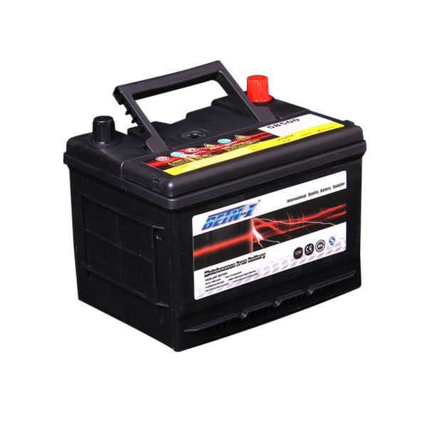 sealed maintenance free lead acid 58500 automotive battery types in stock