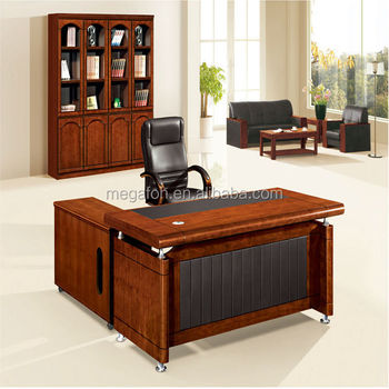 Latest Office Table Designs Wooden Executive Modern Manager Desk Foh Hs A1808