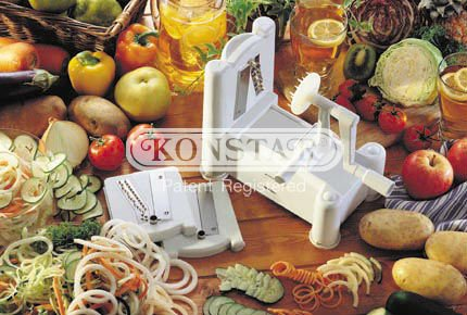 3 in 1 Turning Slicer---Patent Registered
