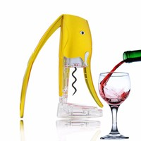 Reliable performance Best dessert wine cork remover Tabletop wine bottle opener