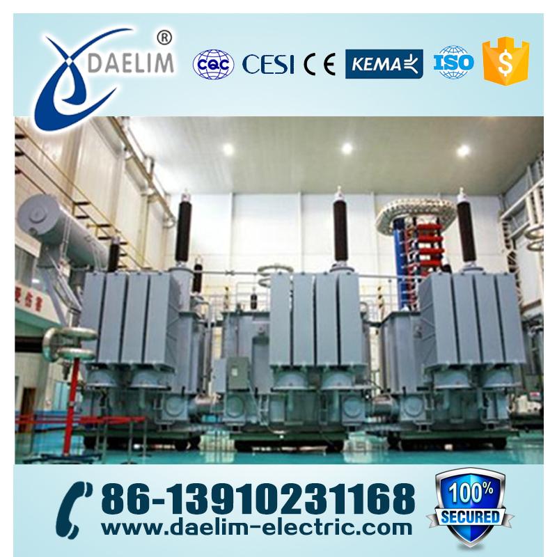 Autotransformer 180 Mva 230 Kv Oil Immersed Power