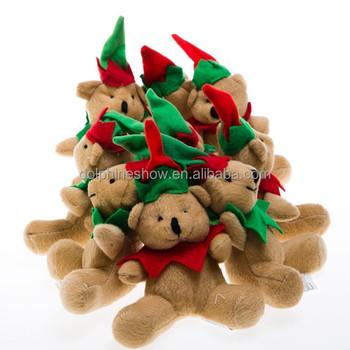 2018 New Christmas Decorating Stuffed Animal Soft Plush Christmas