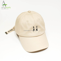 The new style face cheap custom 6 panel fashion baseball plain 100% cotton curve brim cap and hat