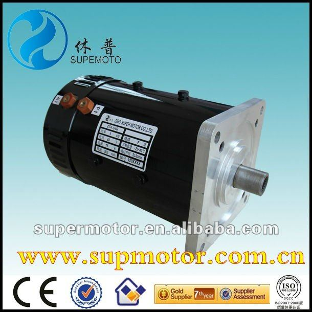 2.2kw36v Electric tricycle dc motor