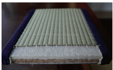Coco and Linen filled tatami mat with thickness 3.0CM