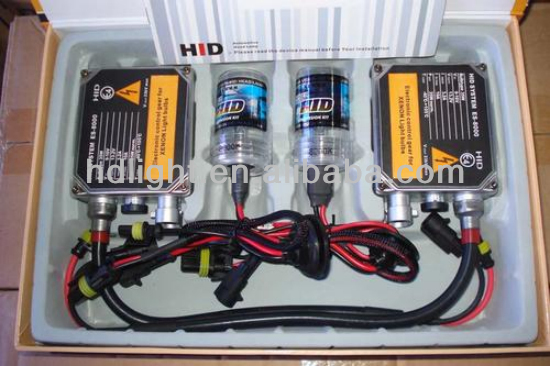 Universal!!!xenon headlights price/red HID kit/xenon lamp power supply