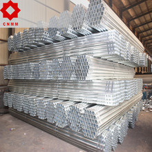 gi sound steel pipe galvanized screw/threaded round steel pipes steel pile pipe