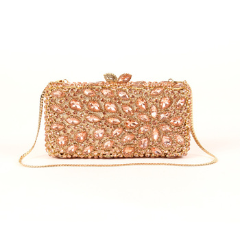 Turkey Branded Crystal Handbags Evening Clutch Bags