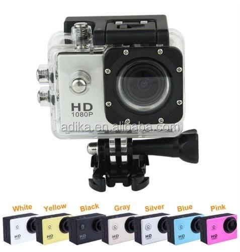 sport action cam mini camera bullet full hd 1080p