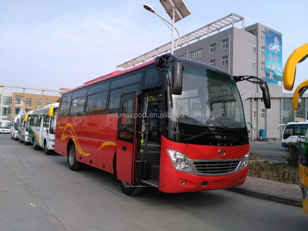 China Shaolin bus 45 seats new bus for sale