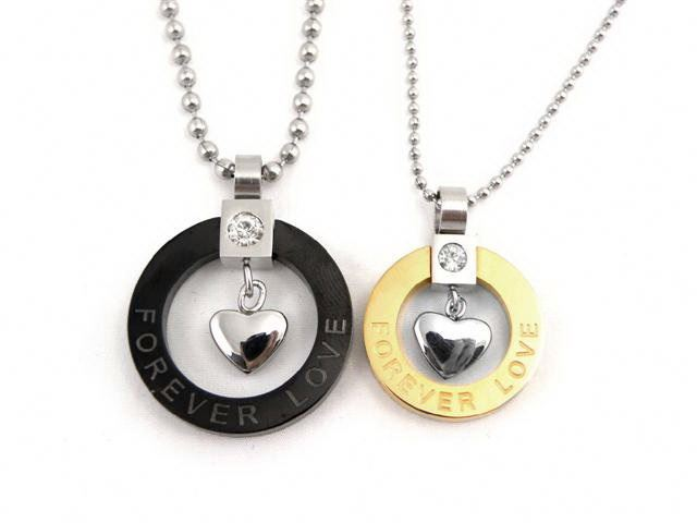 FACTORY DIRECTLY!! attractive style gold plated cz pendant stainless steel necklace from manufacturer GX280
