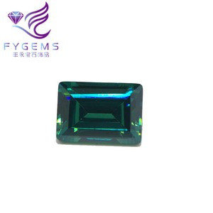 Wholesale sales of color-changing gemstones for jewelry inlaid zircon