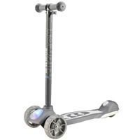 2019 120 milímetros piscando 3 roda de scooter