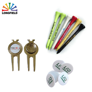 unique blister pack custom golf accessory manufacturer