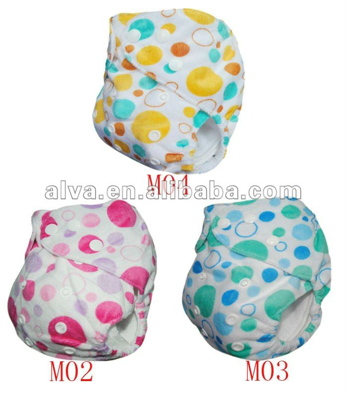 Alva one pocket &one size washable diapers in turkey