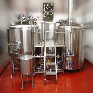 500L 1000L turnkey micro used home brewery equipment for sale