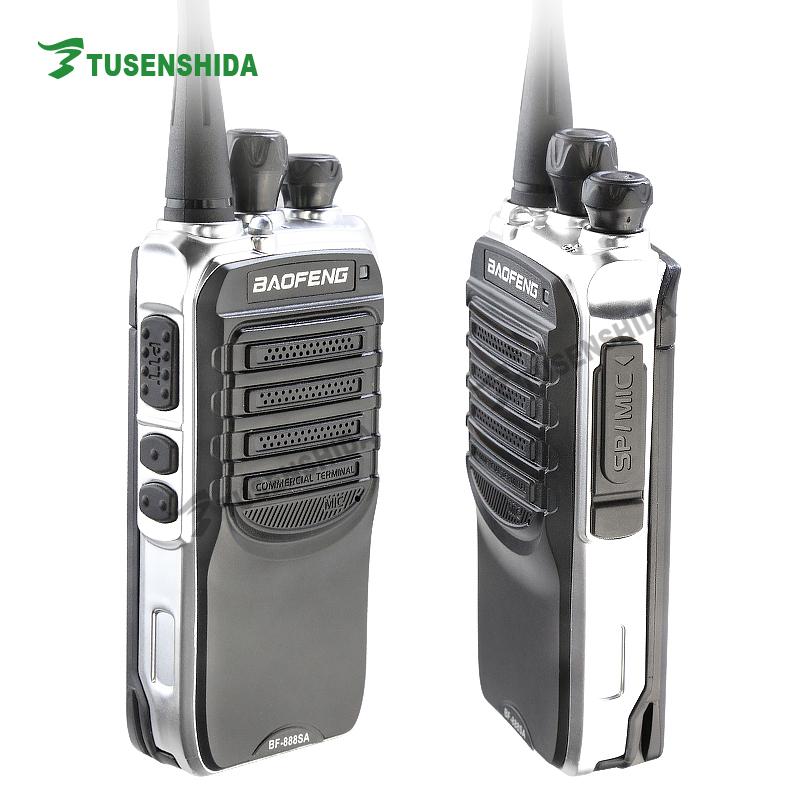 Bf-888SA Baofeng push to talk radio high tech UHF walkie talkie 888Sa фото