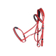 Wholesale pvc horse ricing bridle and rein,western bitless colorful waterproof horse bridle.