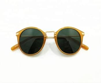 07dbe1aa4cdb Retro vintage style 2018 acetate eyeglasses frames custom blue light  blocking glasses 2018