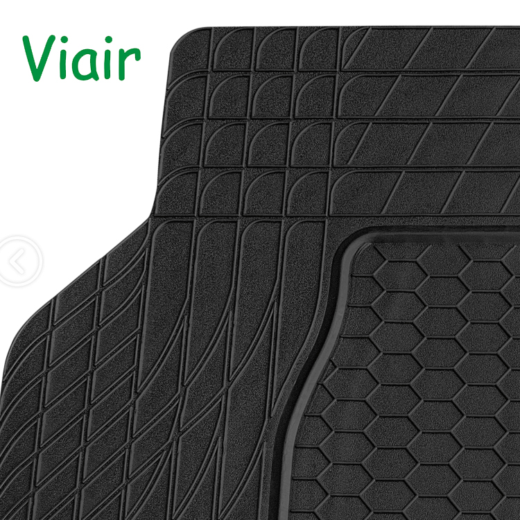High End Universal hot product car interior accessories pvc car mat with brand