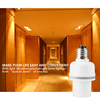 20W Hotel corridor energy saving lamp holder with motion sensor