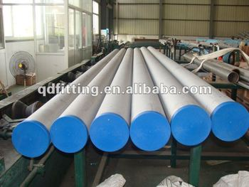 stainless steel seamless pipe A312 TP310L