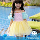 China suppliers baby costume frocks designs fairy princess children wedding party fashion birthday tutu dress for kids