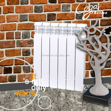 new home radiators aluminum heating bi-metal heater 500/80mm
