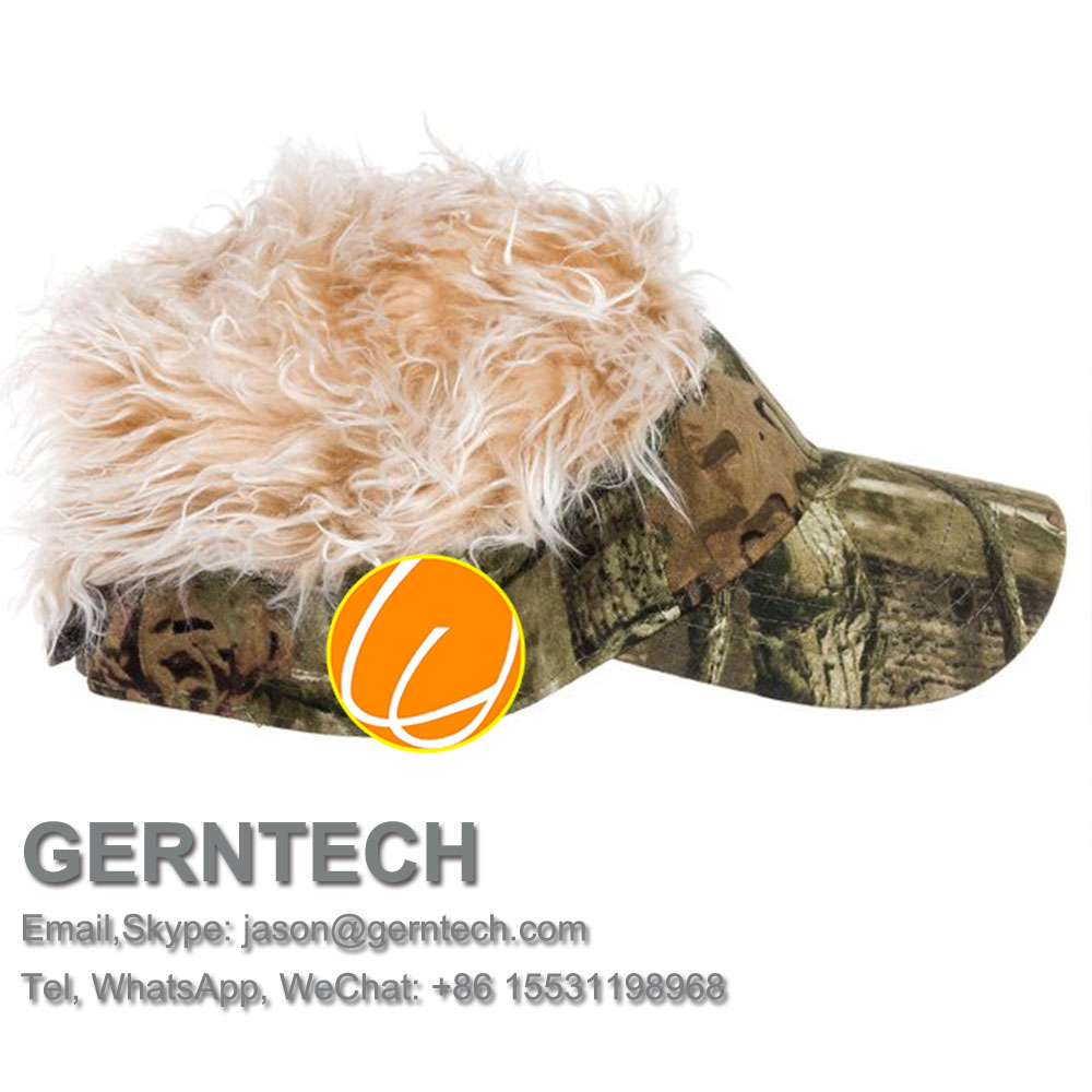 99f2255d05bf1 Hot new products Professional peaked cap with snood   hair net outdoor  funny visor hat oaze