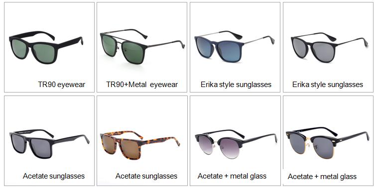 심천 선글라스 manufacturer OEM Custom Logo UV400 편광 frog 피부 선글라스 TR90 일 glasses men women