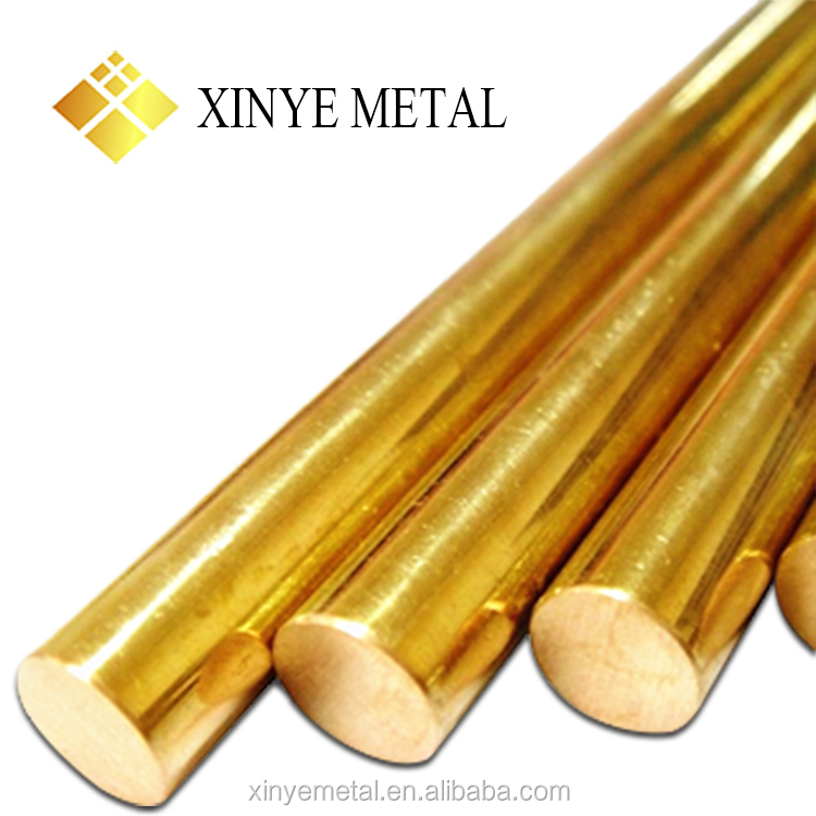C23000 Cheap Flat and Round Brass Bar