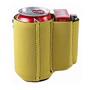 Promotionele Groothandel Custom Logo Opvouwbare Sublimatie Blank 12 Oz Geïsoleerde Neopreen Bier Kan Koeler