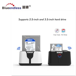 "2.5""/3.5"" USB 3.0 to sata all-in-1 Wireless Hdd Docking station for 2.5"" &3.5"" SATA hard disk USB3..0 Wifi HDD Enclosure docking"