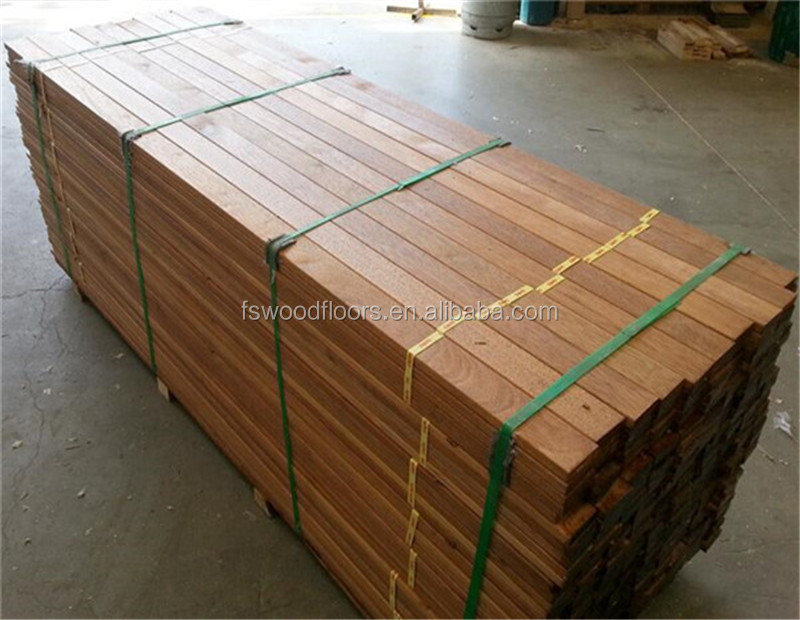 Indonesian merbau outdoor wooden flooring