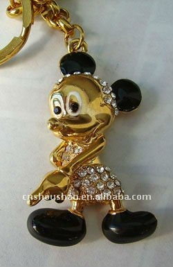 Mickey mouse keychain, key chain, llavero