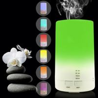 Promotion office use ultrasonic aromatherapy diffuser