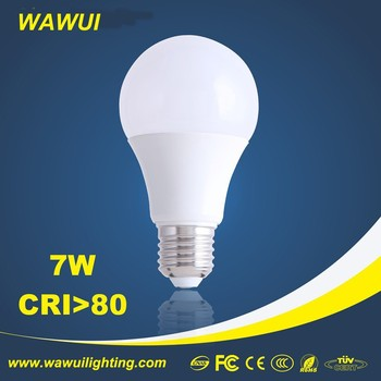 Led Bulbs Pack Of 6 - A19 E27 7w Brightest 60w Incandescent Bulbs ...