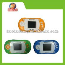 2012 hot cheap colorful pocket handheld game player