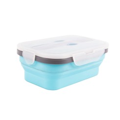 7pcs Colorful Kitchen Organizer Plastic food Storage Box with lid