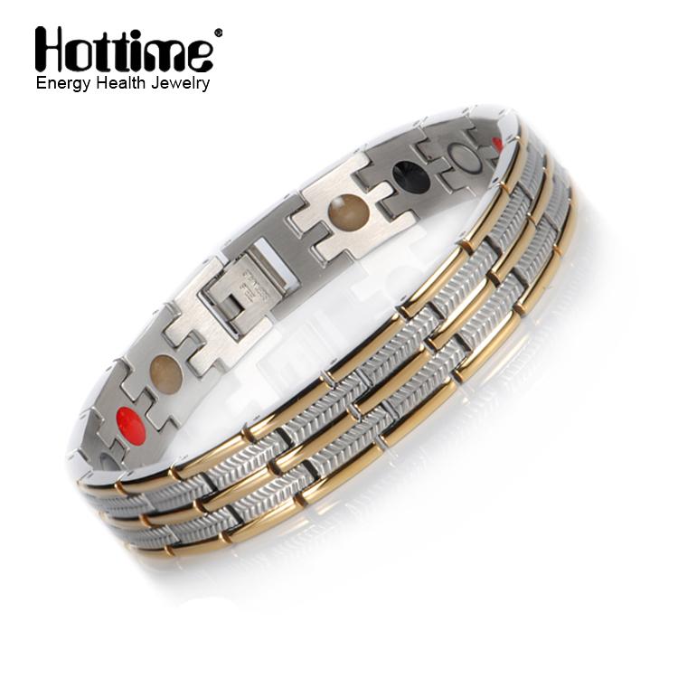 Le Plus Chaud Titane Bracelets Magnétiques Bienfaits Pour La Santé Buy Bracelet Magnétique Bracelet En Titane Bracelet Santé Product On Alibaba Com