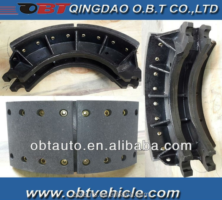 Chinese tractor brake lining daf truck spare parts