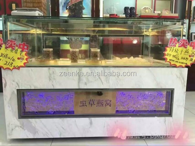 Dessert refrigerated showcase, chocolate fridge, dessert display cabinet