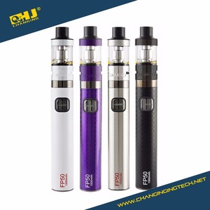 Chinese supplier Mini Sub II 1500mah amigo fp50 battery e cigartte vape mod vapor pen kit